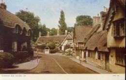 Shanklin Old Village - I.w. - Formato Piccolo Viaggiata - E 13 - Cartoline