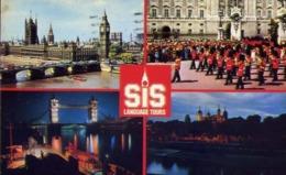 Sis - Language Tours - Formato Piccolo Viaggiata - 13 - Cartoline