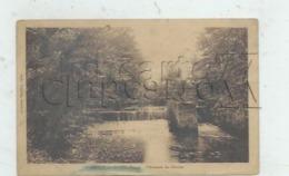 Crécy-sur-Serre (02) : Le Déversoir Du Moulin En 1939 PF. - Andere Gemeenten