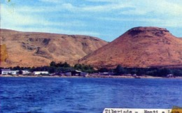 Tiberiade - Monti E Lago - Formato Piccolo Non Viaggiata – E 13 - Cartoline