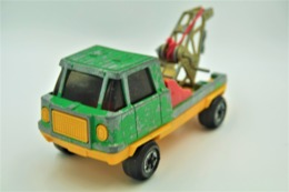 Lone Star, Kings Of The Road Pick Up England , Diecast, Vintage (style Lesney Matchbox) - Matchbox (Lesney)