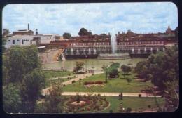 Vista Panoramica Del Parque Alcalde - Guadalajara Jalisco - Mexico - Formato Piccolo Viaggiata - E 13 - Cartoline