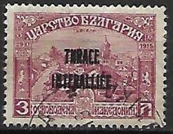THRACE     -     1919  .  Y&T N° 40 Oblitéré - Thracië