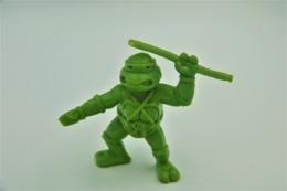 Vintage TEENAGE MUTANT NINJA TURTLE : Donatello - 6.5cm - TNMT - YOLANDA - 1988's - Figuur - Rubber - Figurines