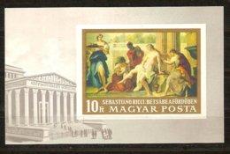 Hongrie Ungarn Hongarije 1968 Yvertn° Bloc 73 ND Ongetand Non Dentélé *** MNH Cote 30 Euro - Blocs-feuillets