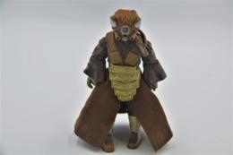 Vintage FIGURE : HASBRO Star Wars Zuckuss Bounty Hunter - 2009 - RaRe  - Figuur - Figurines