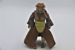 Vintage FIGURE : STAR WARS Zuckuss Bounty Hunter - 2009 - HASBRO - RaRe  - Figuur - Figurines