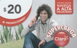 PREPAID PHONE CARD ARGENTINA-CLARO (PK123 - Argentinië