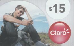 PREPAID PHONE CARD ARGENTINA-CLARO (PK125 - Argentinië
