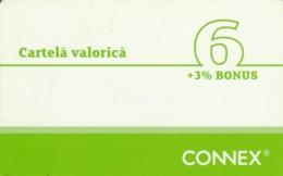 PREPAID PHONE CARD ROMANIA-CONNEX (PK231 - Romania