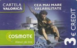 PREPAID PHONE CARD ROMANIA (PK253 - Romania