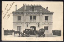 VALENCAY 36 - La Gare - A212 - France
