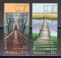 Moldawien / Moldova / Moldavie 2018 Satz/set EUROPA ** - 2018