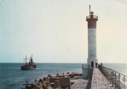 11 Port La Nouvelle, Le Port Et Le Phare - Port La Nouvelle