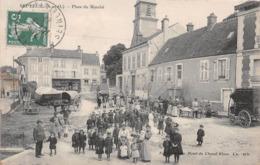 SEPTEUIL - Place Du Marché - Septeuil