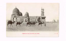 Tombeaux Des Khalifs.(Au Caire) - Cairo