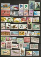 Indonesia Collection With Many Topical Stamps - Indonesia