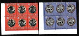 1981 Norvegia Norway EUROPA CEPT EUROPE 6 Serie Di 2v. In Blocco MNH** - 1981