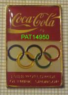 COCA COLA 1988 WORLDWIDE OLYMPIC SPONSOR JO - Coca-Cola