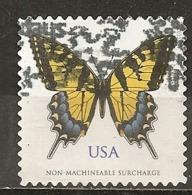 Etats-Unis USA 2015 Papillon Butterfly Obl - Gebruikt