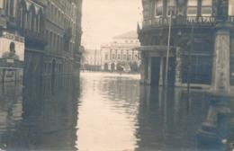 CPA - Belgique - Liège - Inondé - Liege