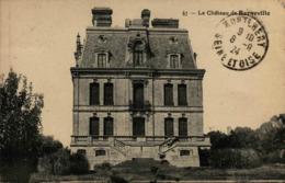 50 - Le Château De Barneville - Barneville