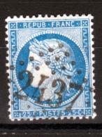 LOSANGE GC 2437 Montbozon Sur CERES N°60 + PLANCHAGE / DISPERSION D'UNE COLLECTION!! - 1871-1875 Cérès