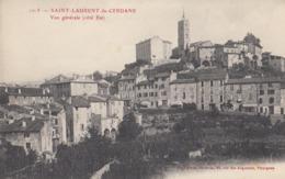 SAINT-LAURENT-de-CERDANS: Vue Générale (côté Est) - France