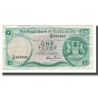 Billet, Scotland, 1 Pound, 1982-1985, 1985-01-03, KM:336a, TB+ - Scozia