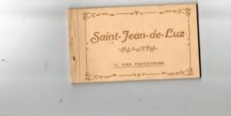 SAINT JEAN DE LUZ ( 64 ) - Carnet De 12 Cartes ( Complet ) - Saint Jean De Luz
