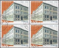 VARIETA 2003 - LICEO TASSO - COLORI FUORI REGISTRO - USATI - 6. 1946-.. República