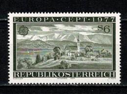 Osterreich 1977 EUROPA Yv. 1383**, Mi 1543**,  MNH - 1945-.... 2ème République