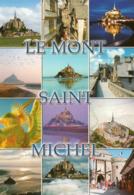 CPM - D  - MANCHE - LE MONT SAINT MICHEL - MULTIVUES - Le Mont Saint Michel