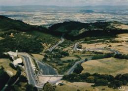 63 Vue Aérienne Du Circuit Des Monts D'Auvergne - France