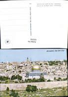 632242,Jerusalem Seen From Mount Of Olives Vue Du Mont Des Oliver - Israel