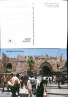 632219,Jerusalem Old City View Of Damascus Gate Porte De Damas - Israel