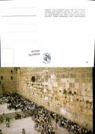 632218,Jerusalem The Western Wall Wailing Wall Klagemauer - Israel