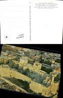 632217,Jerusalem Birds Eye View Foreground The Citadel And Jaffa Gate - Israel