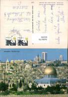 632202,Jerusalem Seen From Mt. Of Olives Vue Du Mont Des Olivier - Israel