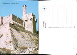 632200,Jerusalem The Citadel - Israel