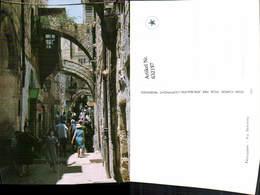 632197,Jerusalem Via Dolorosa - Israel