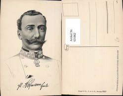 631862,Peter Von Hofmann Feldmarschalleutnant Adel Monarchie - Königshäuser