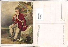 631842,Künstler Ak Friedrich V. Amerling Erzherzog Franz Josef Als Kind Adel Monarchi - Königshäuser