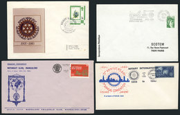 TOPIC ROTARY: 23 Covers Related To Topic ROTARY, Very Fine Quality, Very Little Duplication, Low Start! - Rotary, Club Leones