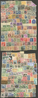 LATIN AMERICA: Envelope Containing A Good Number Of Used Or Mint Stamps Of Varied American Countries, VF General Quality - Stamps