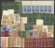 ARGENTINA: Lot Of Interesting Revenue Stamps, Fine General Quality! - Argentina
