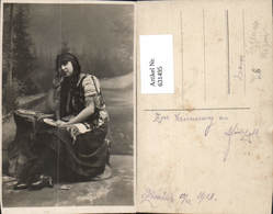 631495,Foto Ak Sinti Roma Mignon Zigeuner - Ansichtskarten