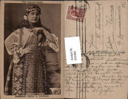 631494,Sinti Roma Mignon Zigeuner Port National Roman Rumänische Schöne Volkstracht T - Ansichtskarten