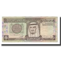 Billet, Saudi Arabia, 1 Riyal, L.AH1379 (1984), KM:21b, TB+ - Arabie Saoudite