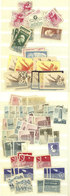 CHINA: Stock Of Stamps In Stockbook, Most Of Fine Quality (some With Light Staining), Very Useful Lot For Retail Resale  - 1949 - ... People's Republic